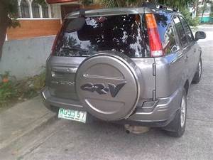 1998 Honda Crv Manual Transmission For Sale From Manila