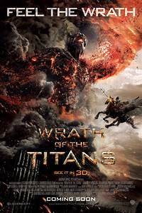 Wrath of the Titans DVD Release Date June 26, 2012
