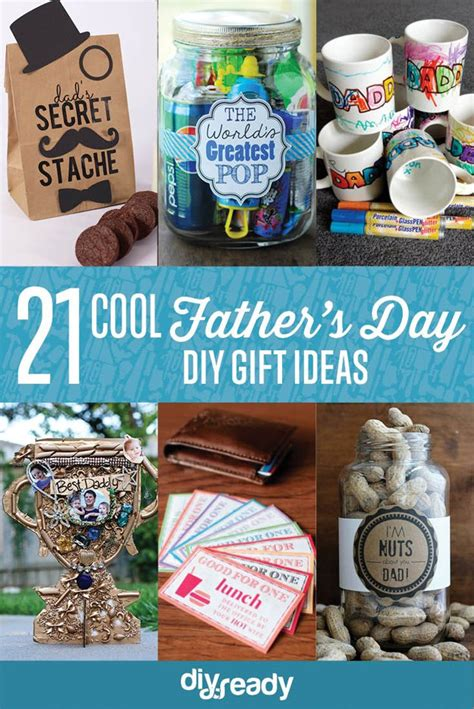 cool diy fathers day gift ideas diy projects craft