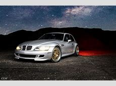 Old School Photoshoot BMW Z3 M Coupe Gets CCW LM20 Wheels