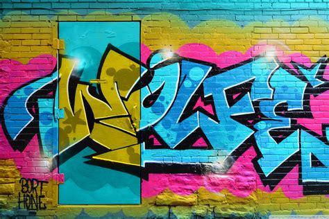 graffiti art ultra hd desktop background wallpaper