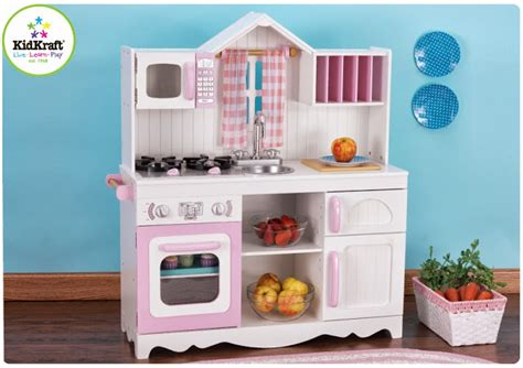 kidkraft modern country kitchen set kidkraft modern country kok interi 246 rinspiration och 7632