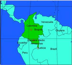 What Is Geographical Location by Colombia Growing Curiosity