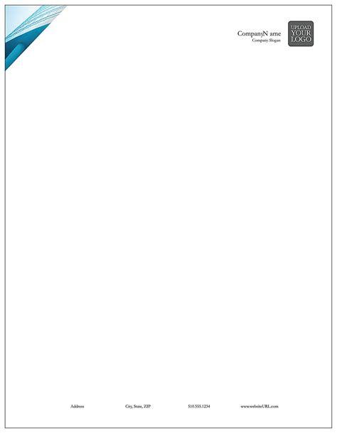 classic corners letterhead