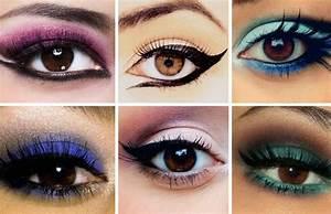 Quel Fard A Paupiere Pour Yeux Marron : maquillage yeux marrons ~ Melissatoandfro.com Idées de Décoration