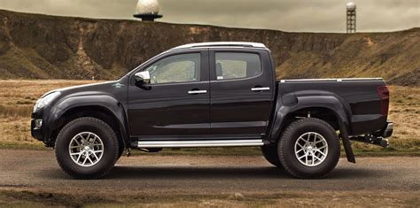 isuzu dmax 2016 isuzu d max at35 unveiled ready to tackle the
