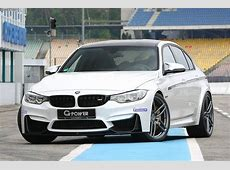 GPower BMW M3 and M4 with 560 horsepower