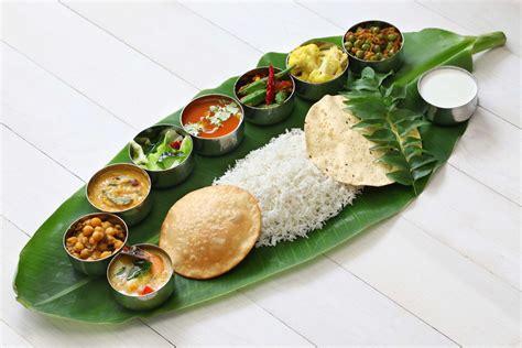 regional cuisine foreverfit meals served on banana leaf traditional south