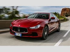 Review the new Maserati Ghibli Top Gear