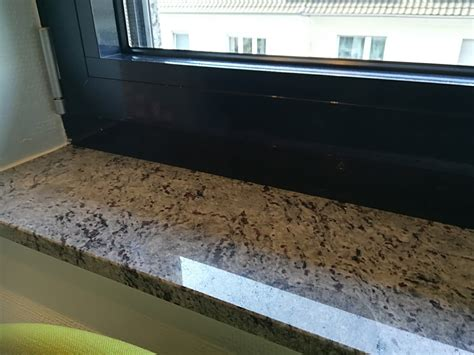 granit fensterbank einbauen granit fensterbank naturstein hotte granit fensterbank kaufen