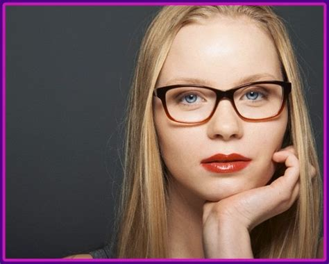 matching cute hairstyle  women  glasses
