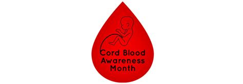 cord blood awareness month brms