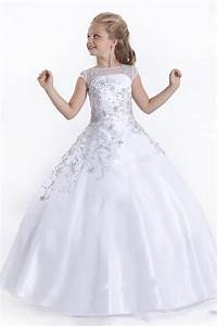 Flower girl dress for 1 year old beautiful and elegant for Dresses for 12 year olds for a wedding
