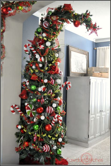 how to make a who ville tree grinch christmas tree and