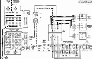 K1500 95 Chevy Truck Vacuum Diagram