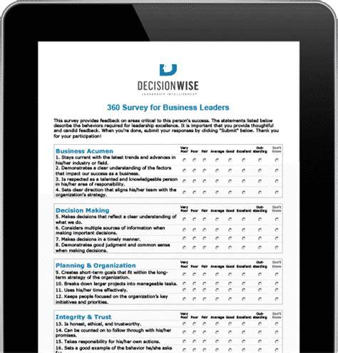 degree feedback surveys  coaching