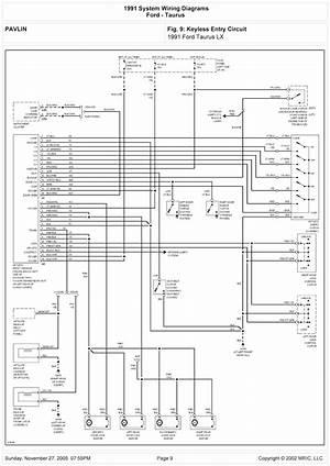 2012 Ford Taurus Wiring Diagram 41337 Enotecaombrerosse It