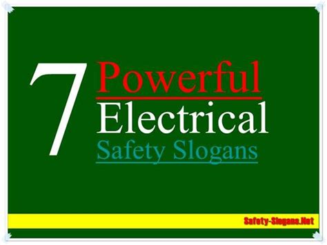 electrical safety quotes quotesgram