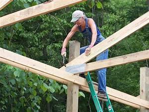 More Barn Loft Construction