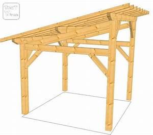 Plan pour fabriquer un abri de jardin en bois 2 abri a for Abri de jardin bois pas cher leroy merlin 5 auvent terrasse appenti bois carport tradi