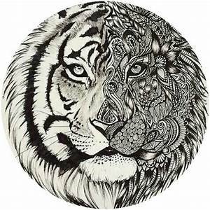 Adult tiger coloring page | colorings pages | Pinterest ...