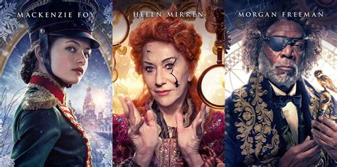 eugenio derbez in nutcracker character posters for the nutcracker and the four realms