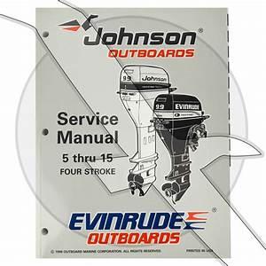 Johnson Evinrude 1997 5hp