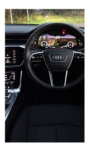 Audi A6 hybrid interior & comfort   DrivingElectric