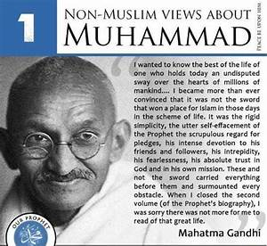 Famous Quotes of The Prophet Muhammad (peace and blessings ...