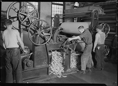 Paper History Writing American Holyoke Mills Reel