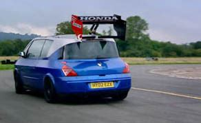 renault avantime top gear top gear series 12 episode 3 motoringbox