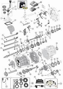 Ax15 Transmission Parts