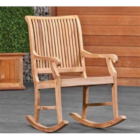 chaise à bascule pas cher chaise a bascule en teck relax pas cher livraison incluse