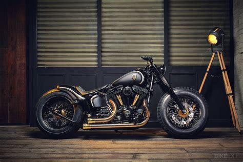 siege fatboy the gallery for gt harley softail slim bobber