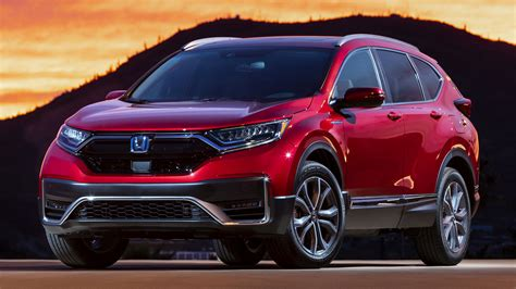2020 Honda CR-V Hybrid (US) - Wallpapers and HD Images ...