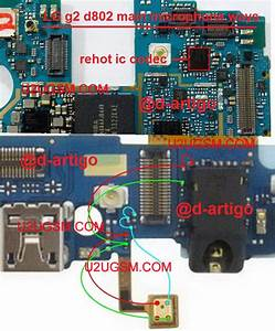 Lg G2 D802 Mic Solution Jumper Problem Ways Microphone