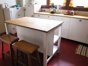 Small Portable Kitchen Island Ikea — New Home Design