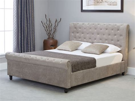 King Size Bed by Oxford Ottoman King Size Bed