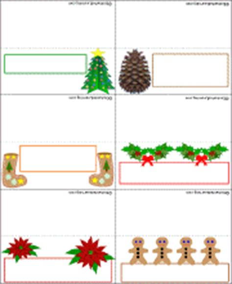 free printable christmas table place cards template christmas card template printable new calendar template site