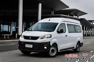 Peugeot Expert Minibus Leva At U00e9 11 Pessoas E Parte De R