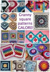 11 Amazing Granny Square Patterns