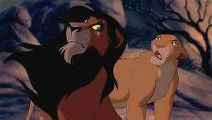 In The Lion King, after Simba takes back the crown, how ...