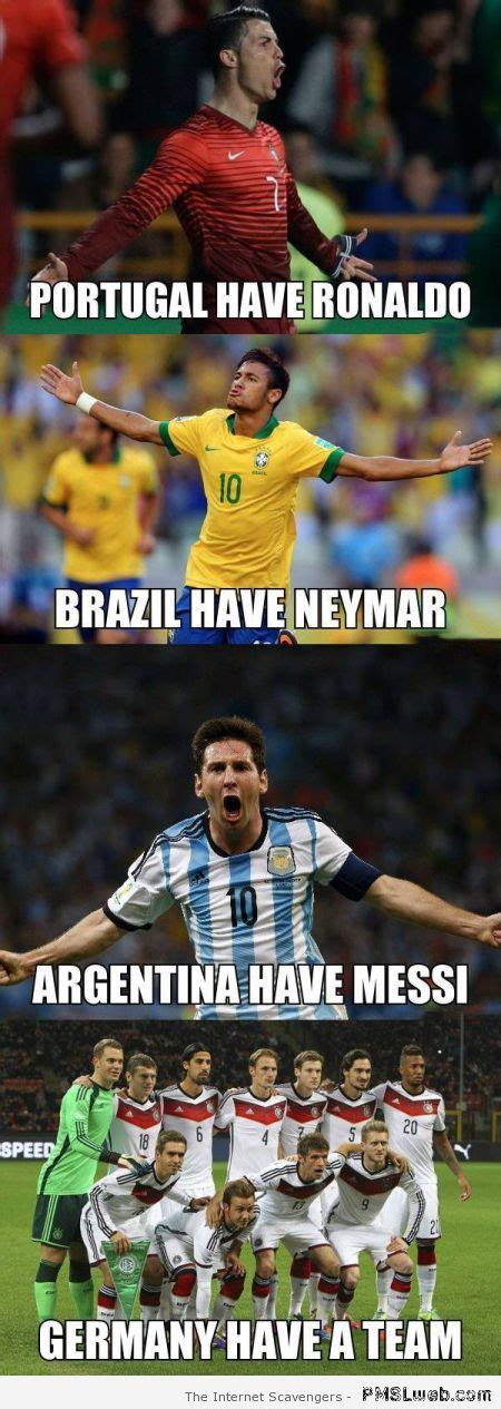 Germany Meme - fifa world cup best of the 2014 world cup in a nutshell pmslweb