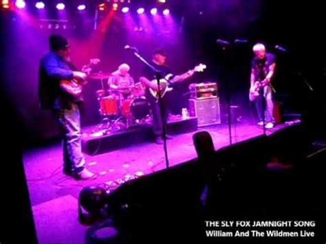 The Captain Bill Band 2020-2025 Ad Live - William and the ...
