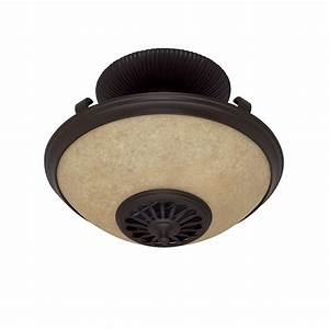 Hunter ceiling mounted bathroom 700 w space heater with for Space heater for bathroom