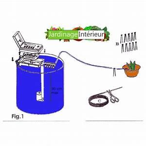 Arrosage Automatique Interieur : arrosage automatique pile ~ Melissatoandfro.com Idées de Décoration
