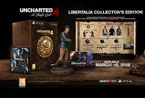 Uncharted, 4, Is, Coming, To, Ps4, On, March, 18, With, Two, Fancy