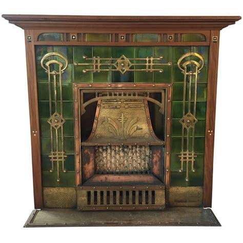 Breathtaking Art Deco Fireplace Circa 1920s Modern