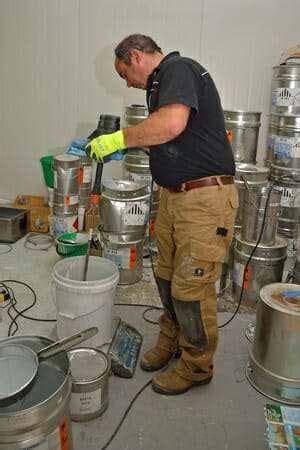 garage floor paint companies how to choose a garage floor coating contractor or company all garage floors