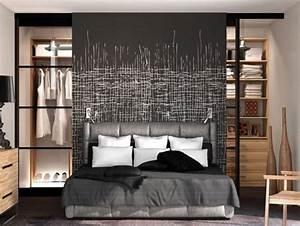Dressing Autour Du Lit : petits espaces un dressing dans ma chambre ~ Melissatoandfro.com Idées de Décoration